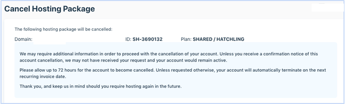 How to Cancel Your Account with HostGator and Get a Refund-image2