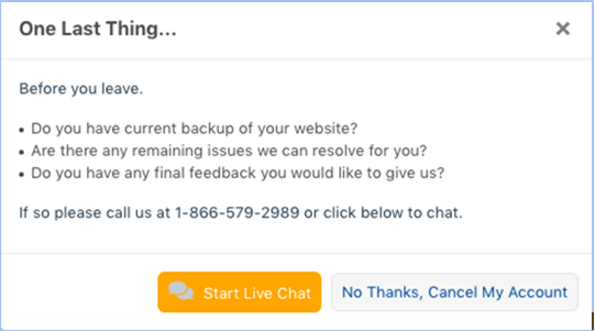 How to Cancel Your Account with HostGator and Get a Refund-image4