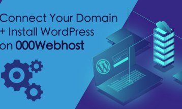 Как подключить домен и установить WordPress на 000webhost