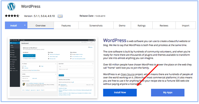 How to Connect a Domain and Install WordPress on InterServer-image5