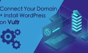 Jak u služby Vultr připojit doménu a nainstalovat WordPress