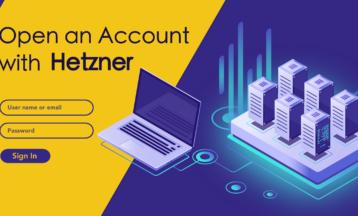 كيفية إنشاء حساب جديد مع Hetzner
