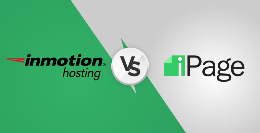 InMotion Hosting vs iPage – Only One Winner! (2019 UPDATE)