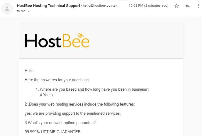 HostBee