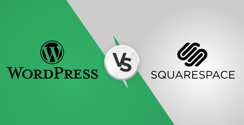 Squarespace vs WordPress – 7 Features Compared (2019 WINNER)