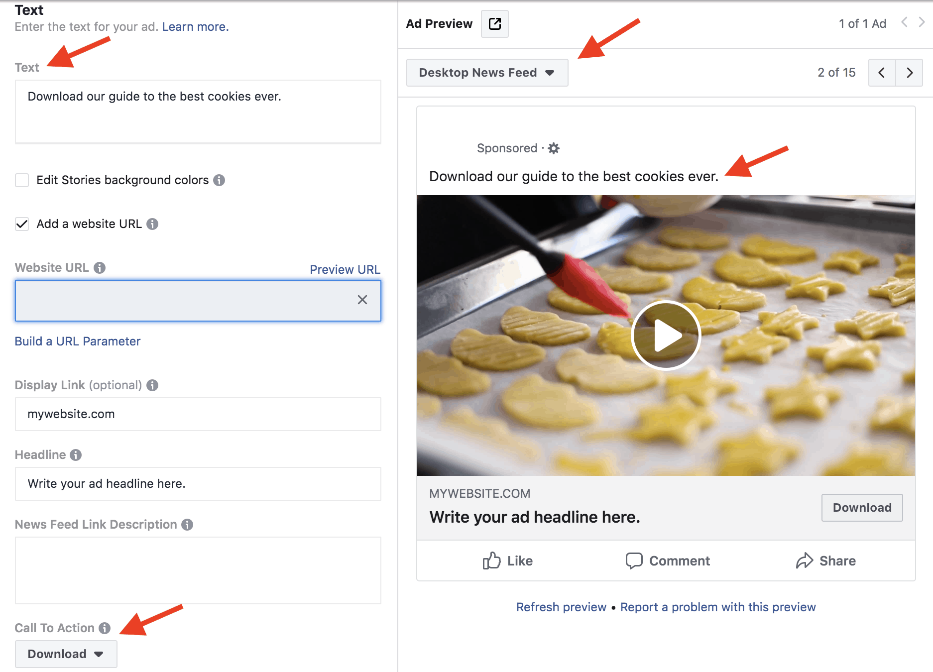 Market Content with Facebook Ads the Smart Way (2021 TIPS)
