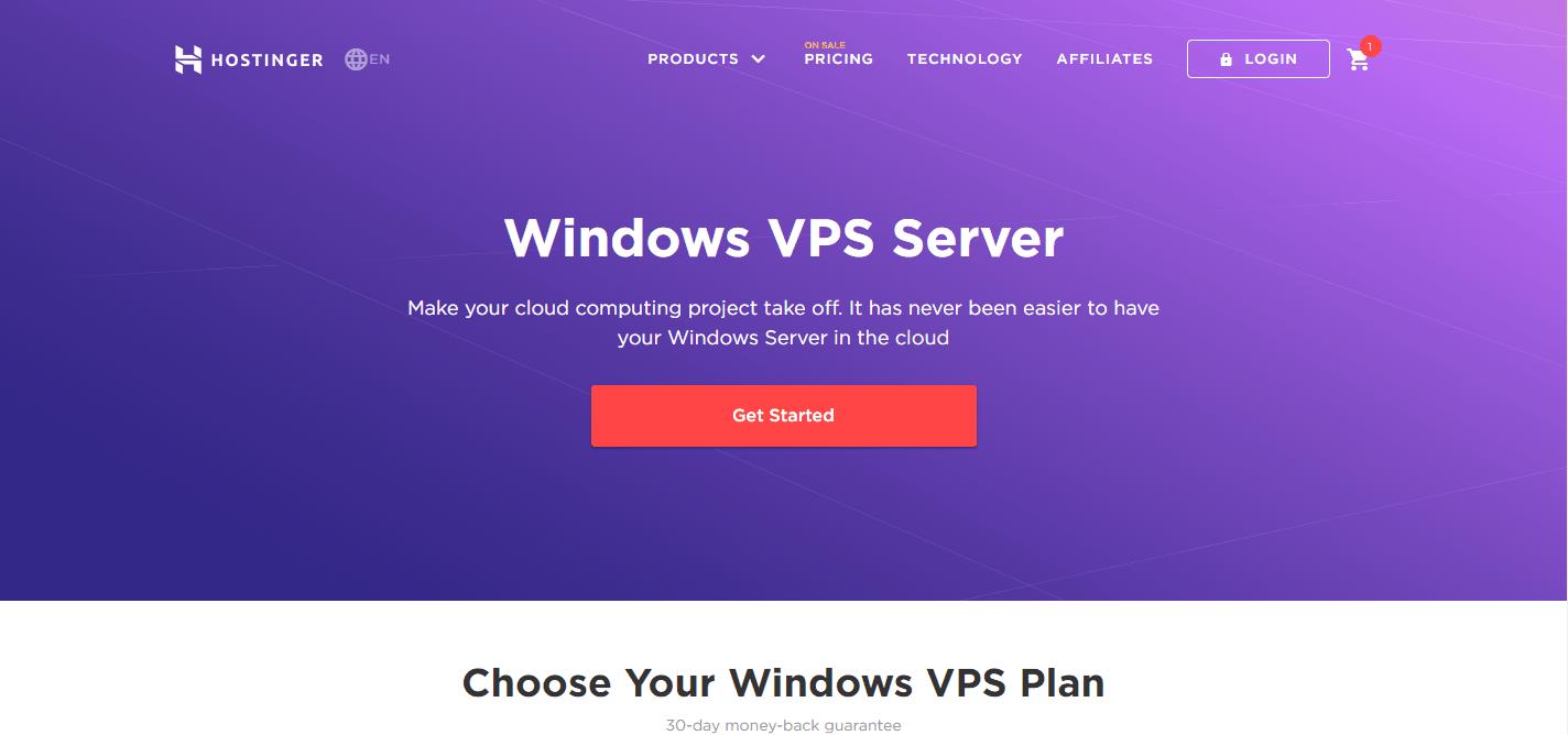 Les 5 meilleurs hébergements VPS Windows [[CurrentYear]]