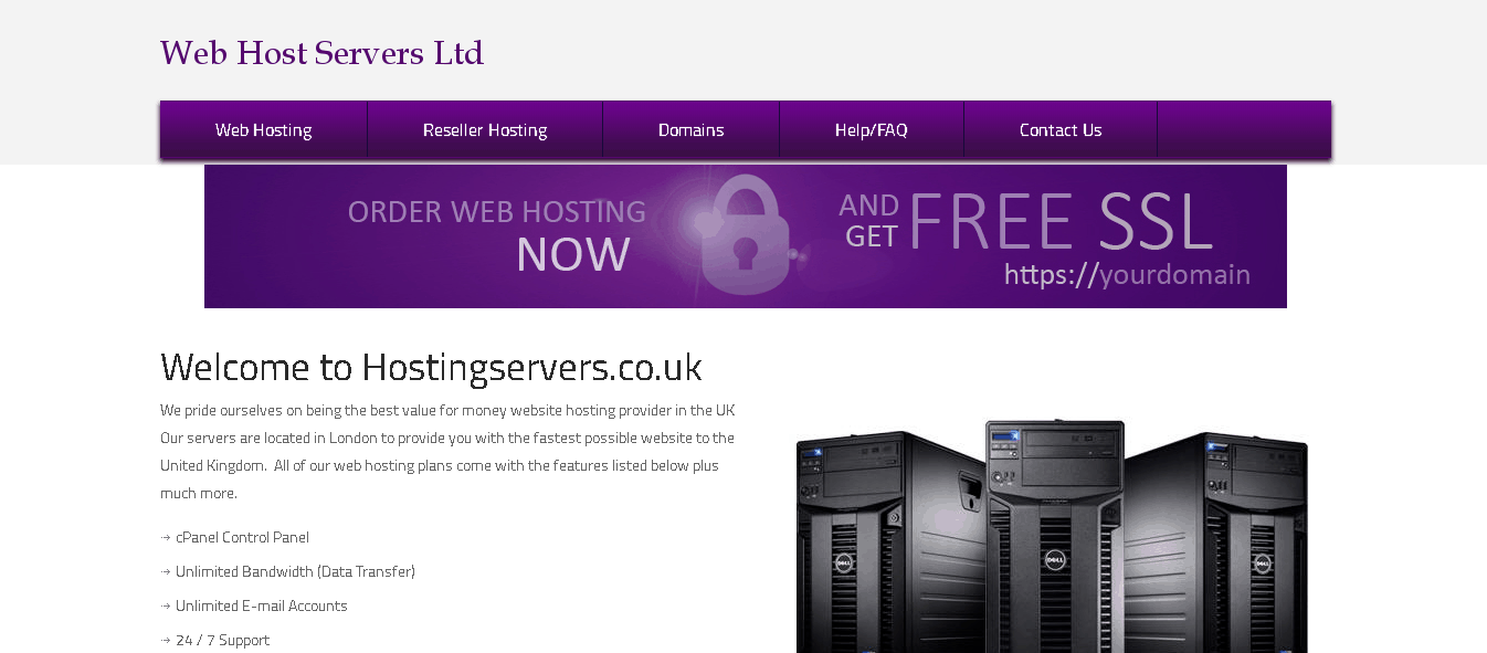 Hostingservers.co.uk