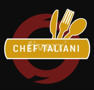 YouTube logo - Chef Taliani