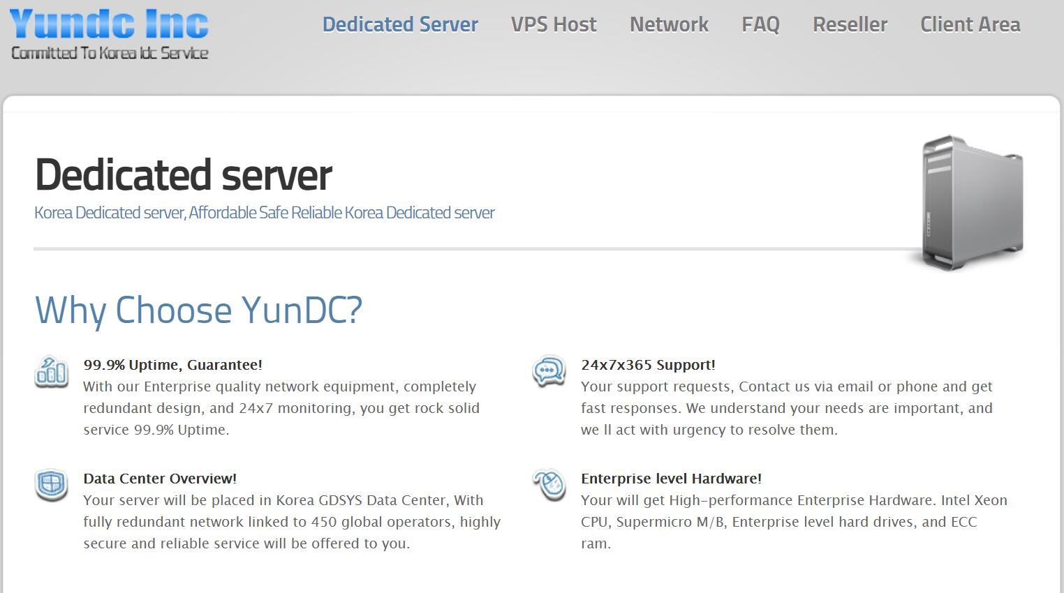 YunDC.net