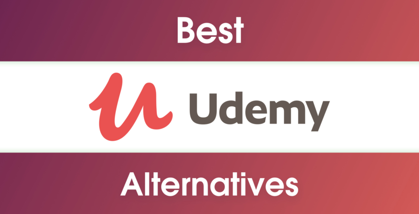 Udemy Alternatives for Online Courses – Are They Really Better? 2019