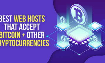 5 Best Web Hosting & Domain Services that Accept Bitcoin [2021]