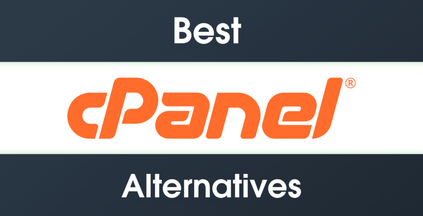 5 Best cPanel Alternatives – 2 Are 100% FREE (2019 Update)