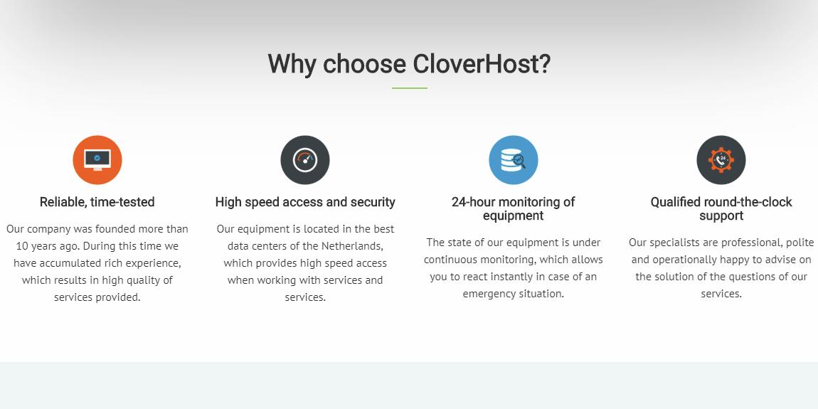 CloverHost