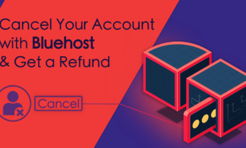 Como cancelar sua conta da Bluehost e obter reembolso