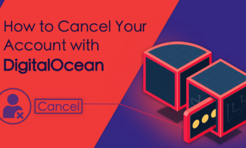 איך לבטל את החשבון שלכם ב-DigitalOcean ב- 2020