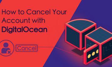 Jak zrušit účet u DigitalOcean 2020