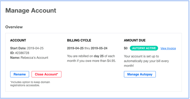 How to Cancel Your Account with DreamHost and Get a Refund-image1