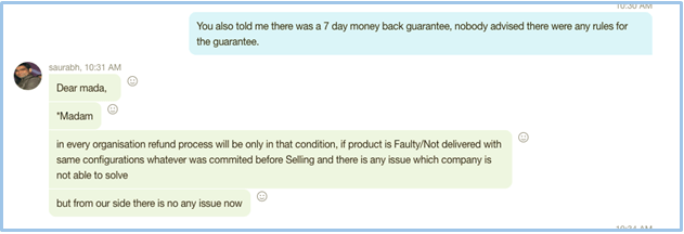 How to Cancel Your Account with Go4Hosting and Get a Refund-image6
