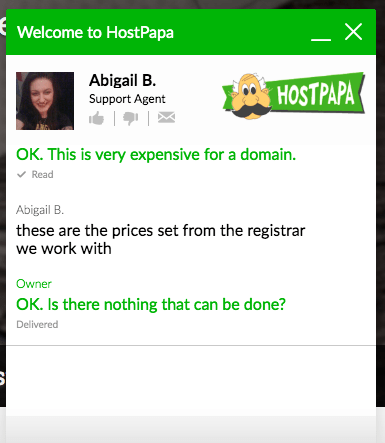 How to Cancel Your Account with HostPapa and Get a Refund-image7