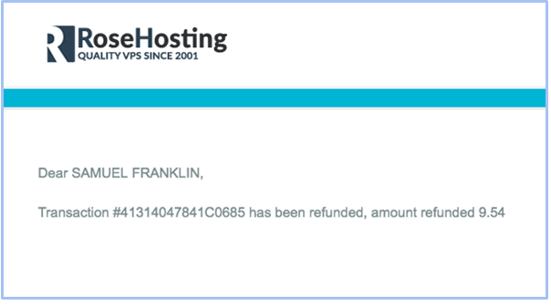 How to Cancel Your Account with RoseHosting and Get a Refund-image3