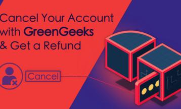 Hvordan kansellere din GreenGeeks konto og få en refusjon