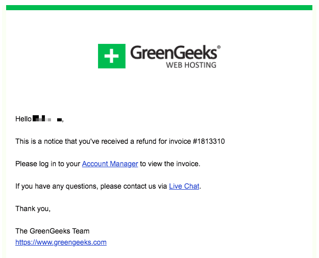 How to Cancel Your GreenGeeks Account and Get a Refund-image5