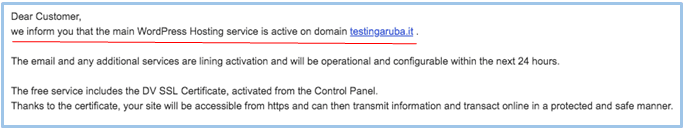 How to Connect a Domain and Install WordPress on Aruba.it-image3