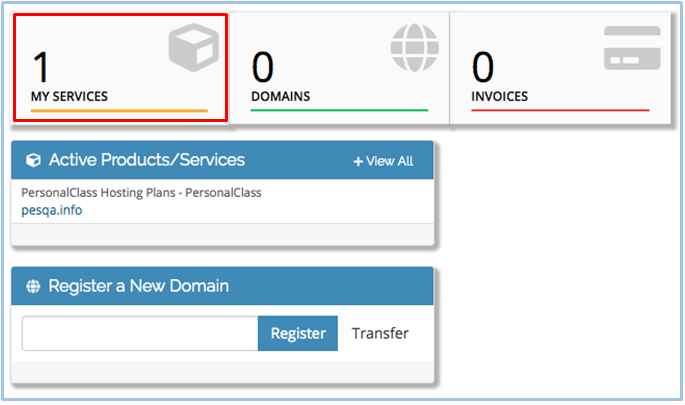 How to Connect a Domain and Install WordPress on Arvixe-image1