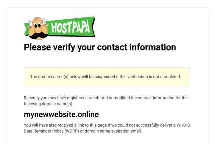 How to Connect a Domain and Install WordPress on HostPapa-image1