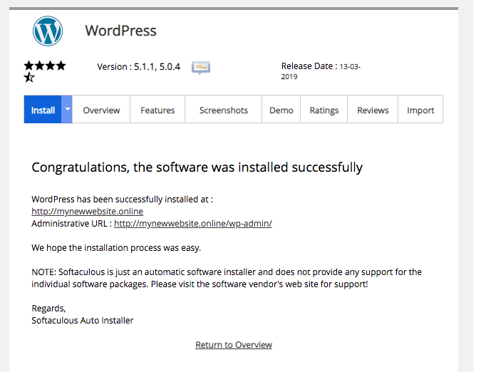 How to Connect a Domain and Install WordPress on HostPapa-image4