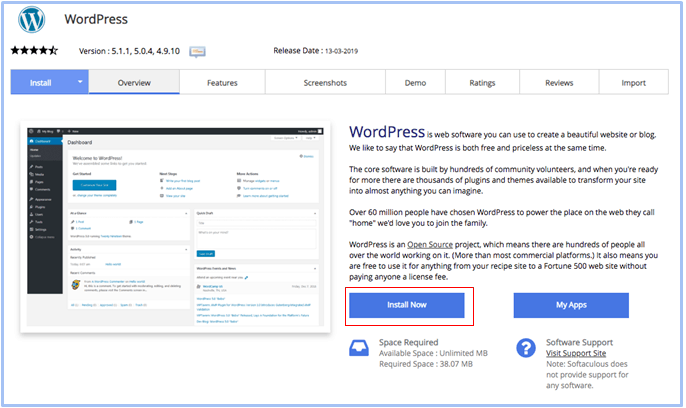How to Connect a Domain and Install WordPress on Hostwinds-image5