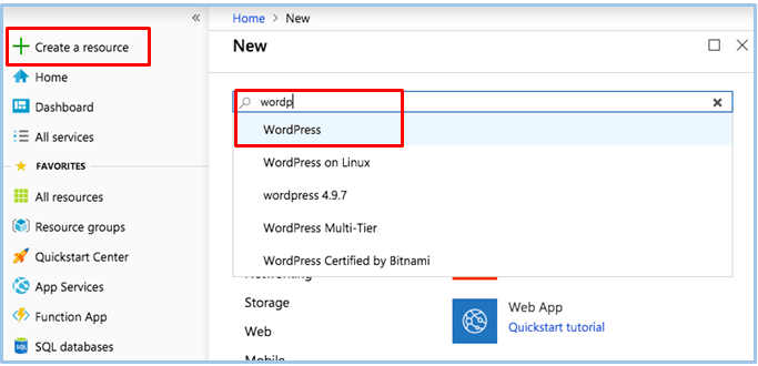 How to Connect a Domain and Install WordPress on Microsoft Azure-image2