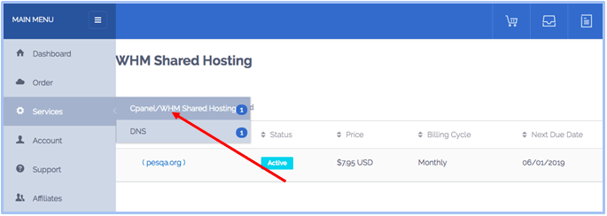 How to Connect a Domain and Install WordPress on RoseHosting-image1