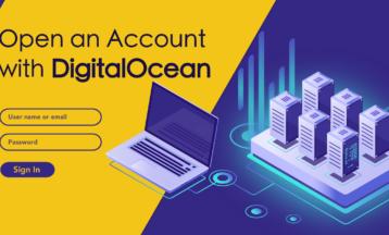 Hogyan hozz létre új fiókot a DigitalOceanon