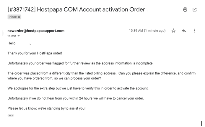 How to Create a New Account with HostPapa-image5