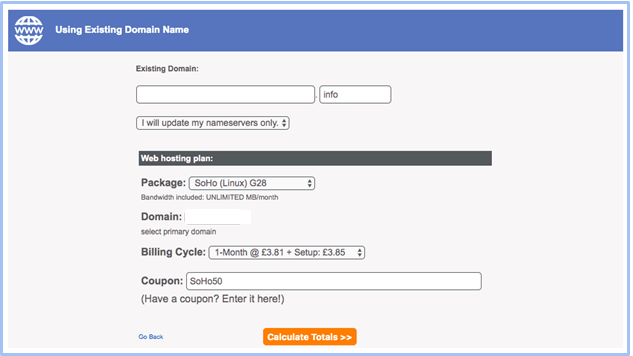 How to Create a New Account with MochaHost-image4