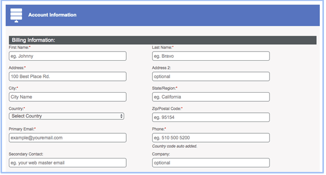How to Create a New Account with MochaHost-image6