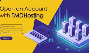 Hvordan lage en konto hos TMDHosting