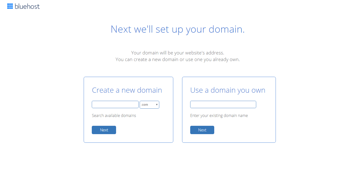 How to Create a New Bluehost Account [Avoid This Common Mistake]-image3