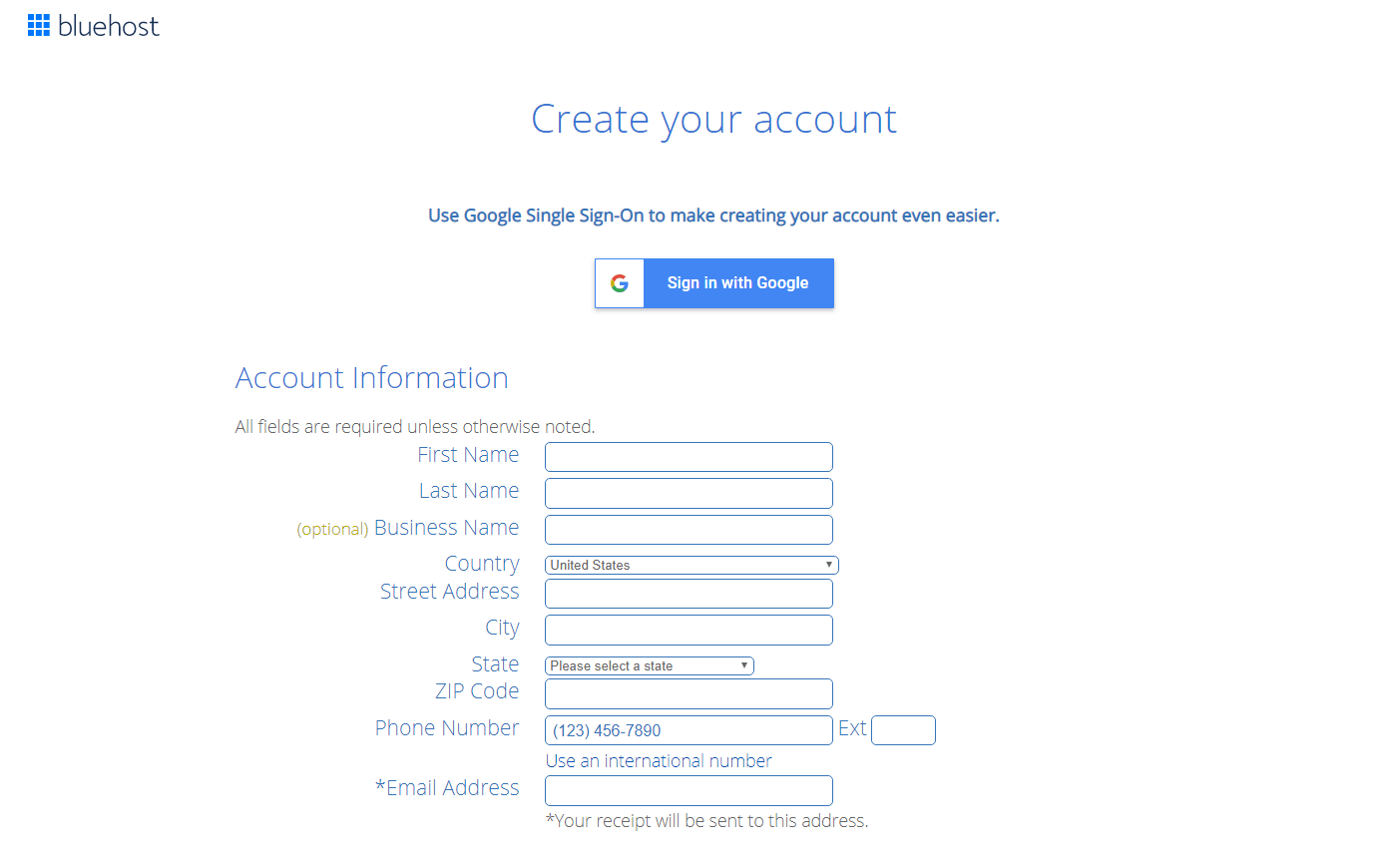 How to Create a New Bluehost Account [Avoid This Common Mistake]-image4