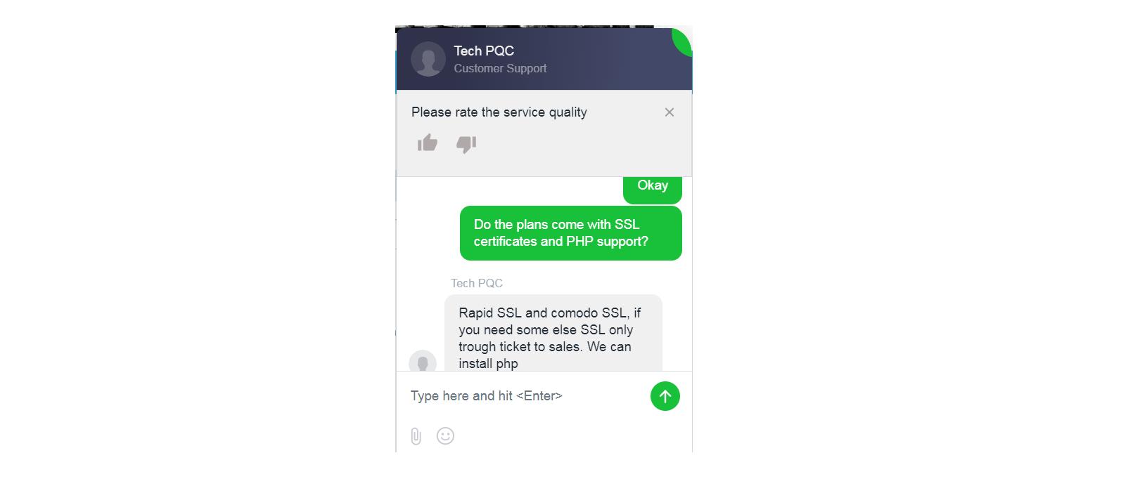 PQC Service