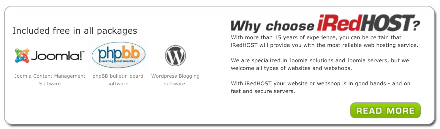 iRedHOST