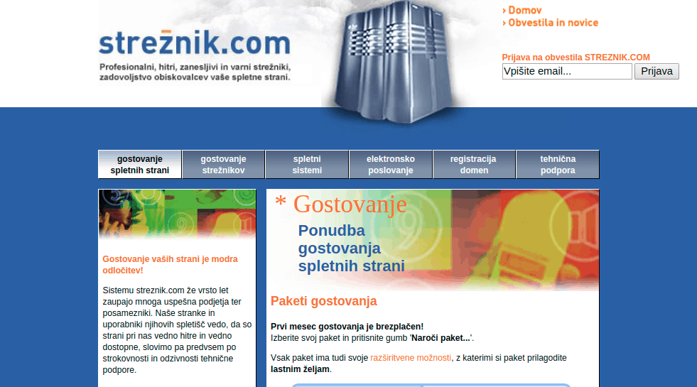 Streznik.com