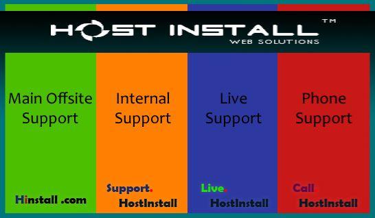 Host Install