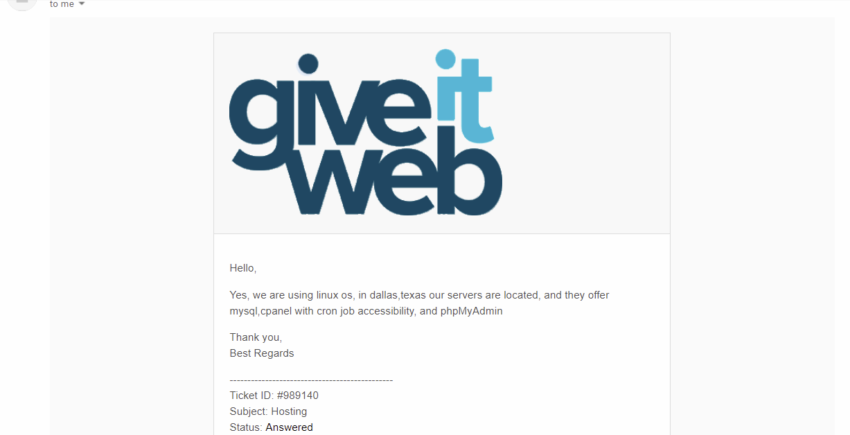 Give It Web