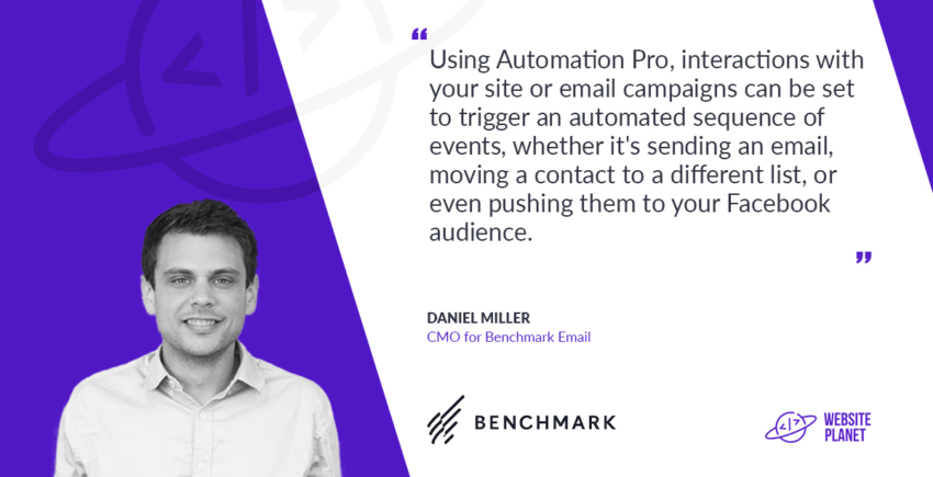 Benchmark Email Automates Completely Personalized Interaction