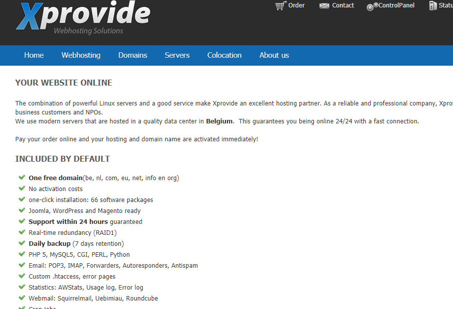 Xprovide