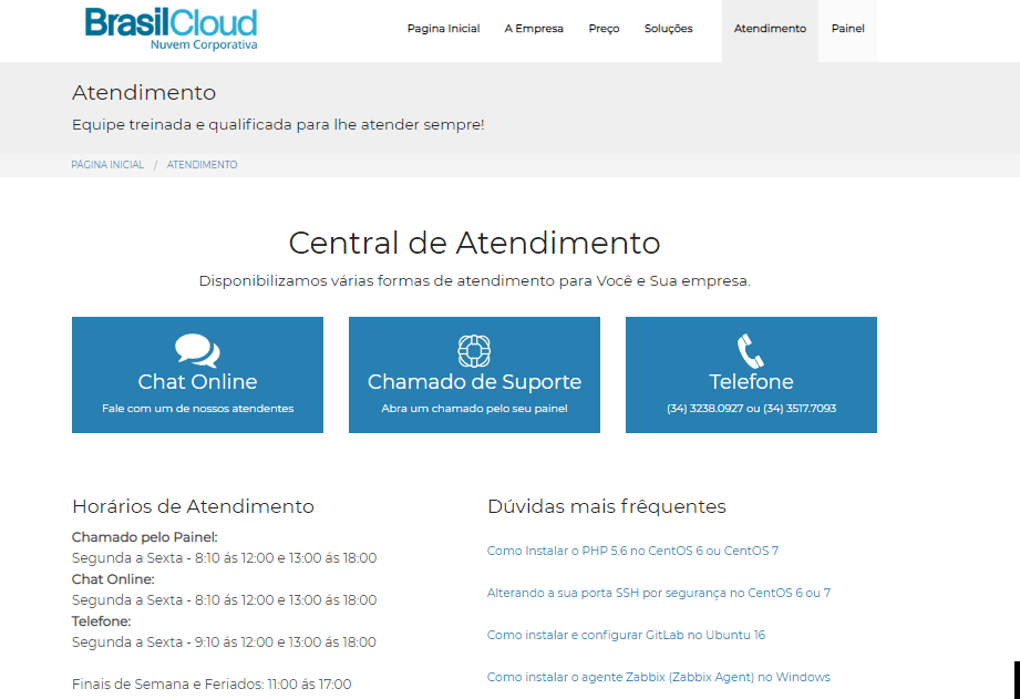 Brasil Cloud