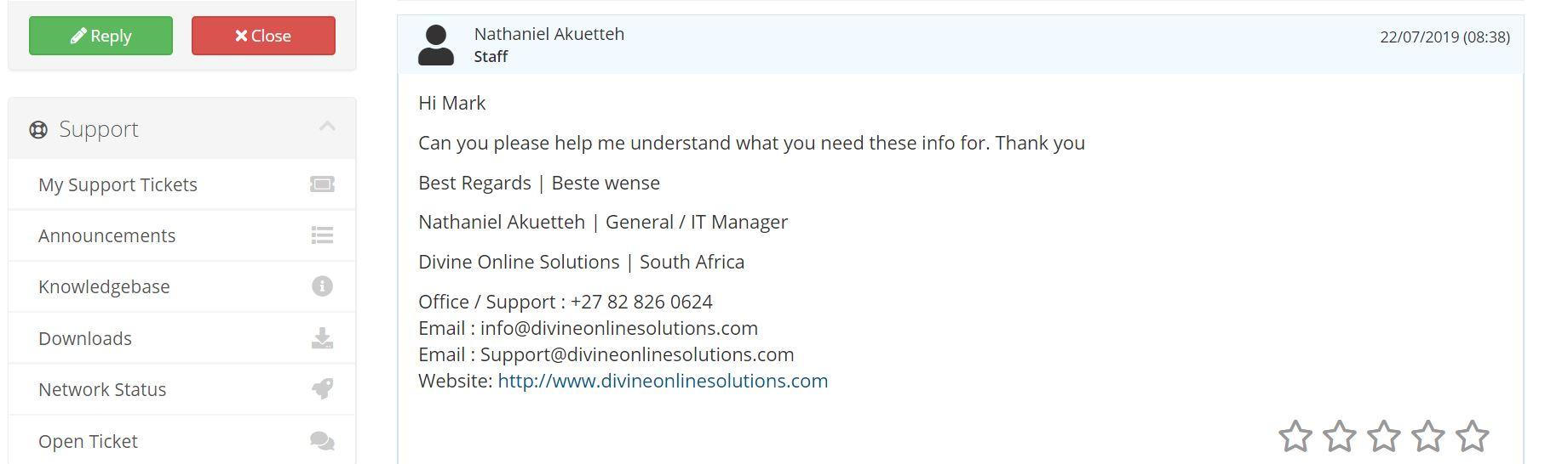 Divine Online Solutions